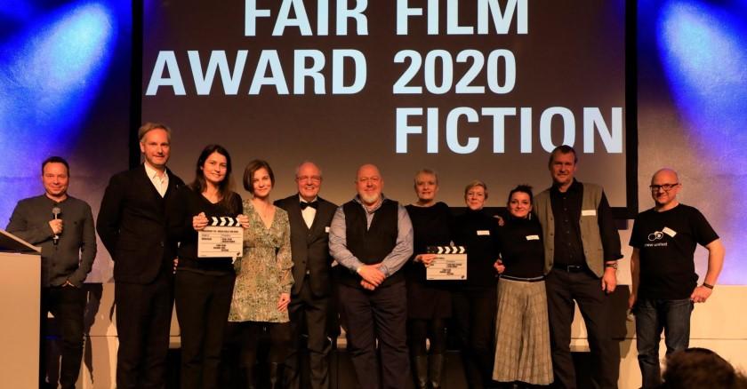 """FAIR FILM AWARD FÜR """"POLIZEIRUF 110 – HEILIG SOLLT IHR SEIN"""""""