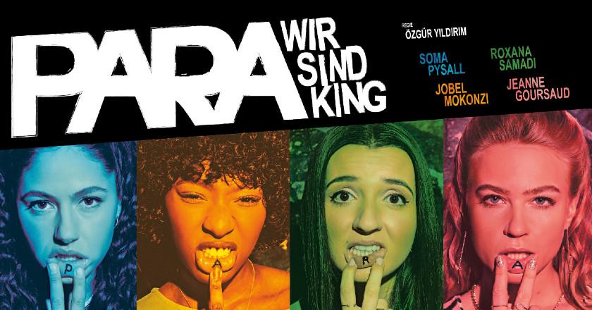 ERSTAUSSTRAHLUNG: PARA – WIR SIND KING!