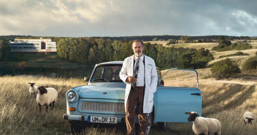 ERSTAUSSTRAHLUNG: DOKTOR BALLOUZ